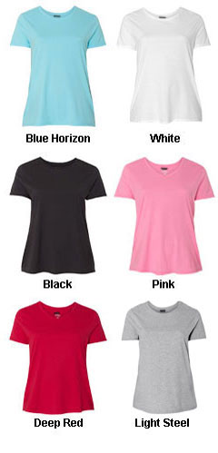 Hanes - Just My Size Womens Tee - All Colors