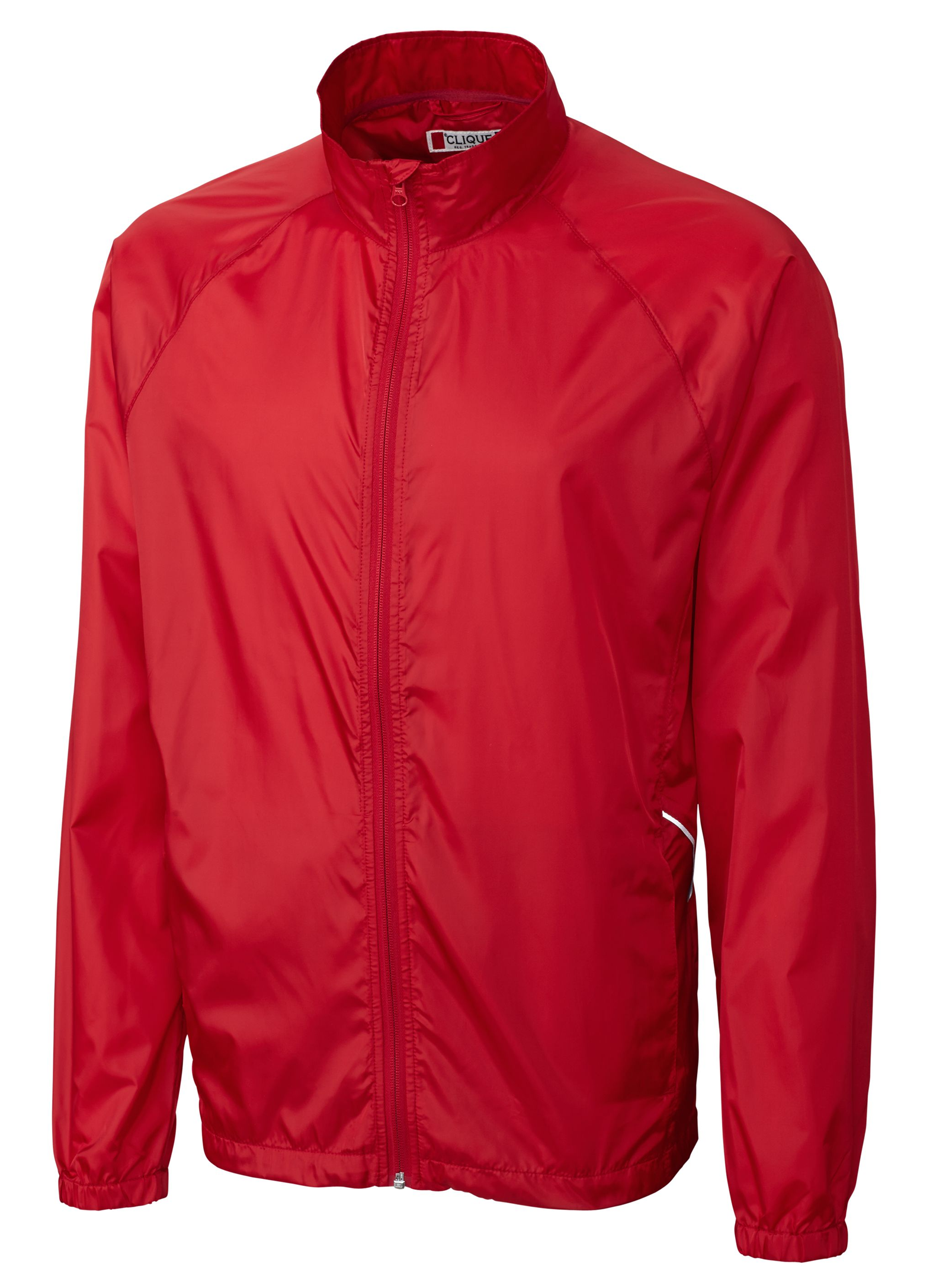 Mens Active Full Zip Jacket