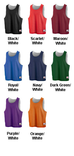 Youth New Balance Reversible Lacrosse Pinnie - All Colors