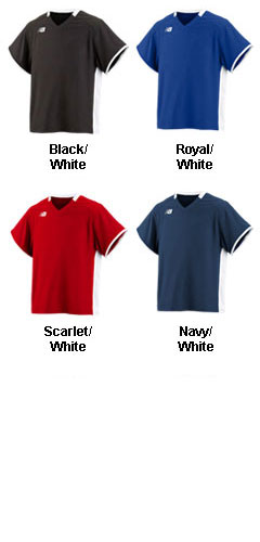 New Balance Mens Lacrosse Freeze Jersey - All Colors