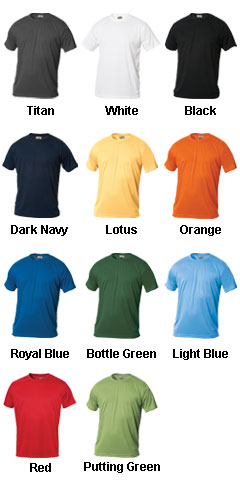 Mens Ice Tee - All Colors