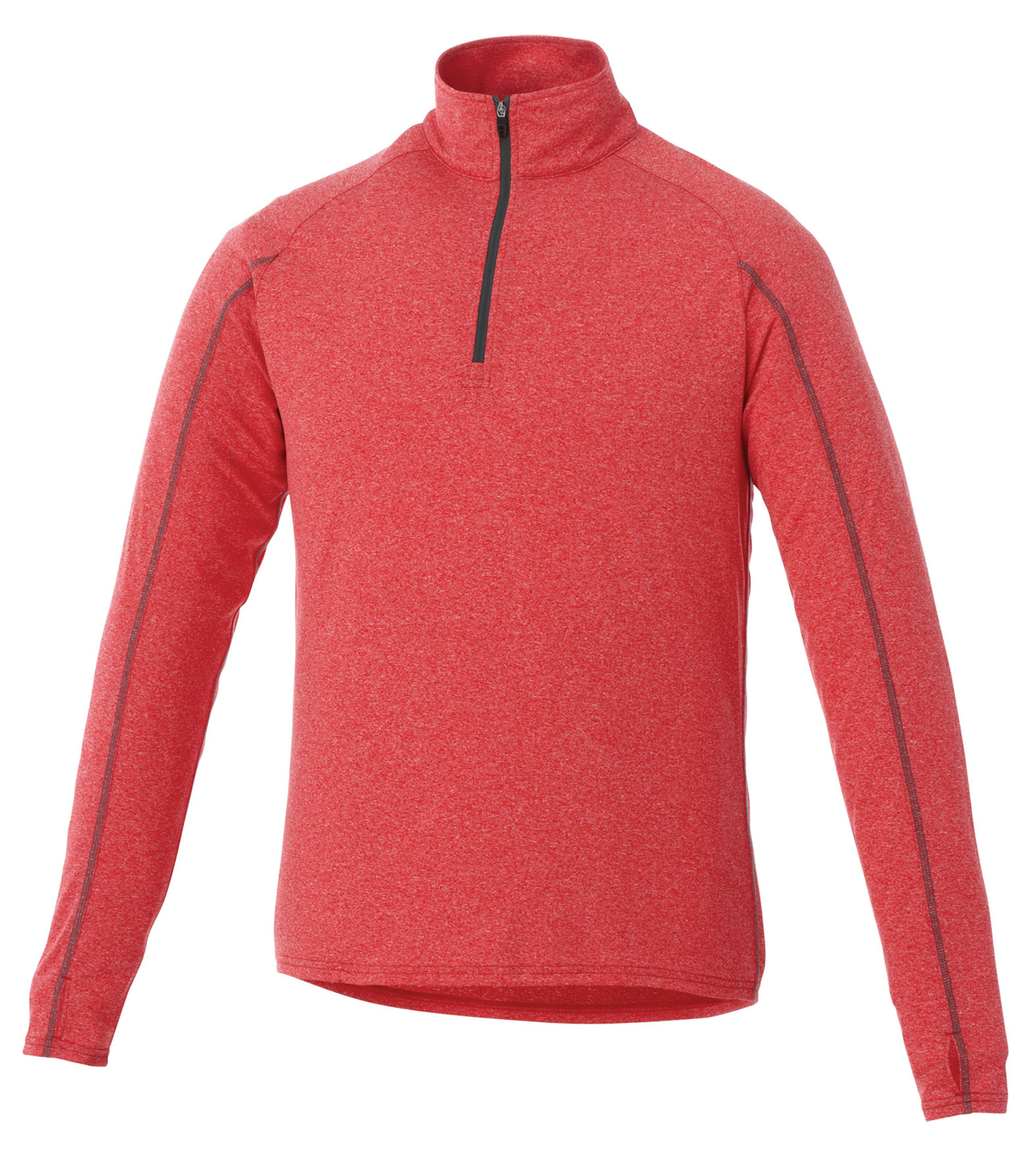 Trimark Mens Taza Knit Quarter Zip