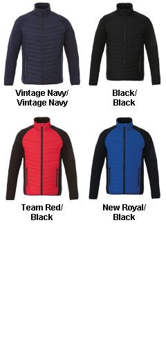 Mens Banff Hybrid Insulated Jacket - All Colors