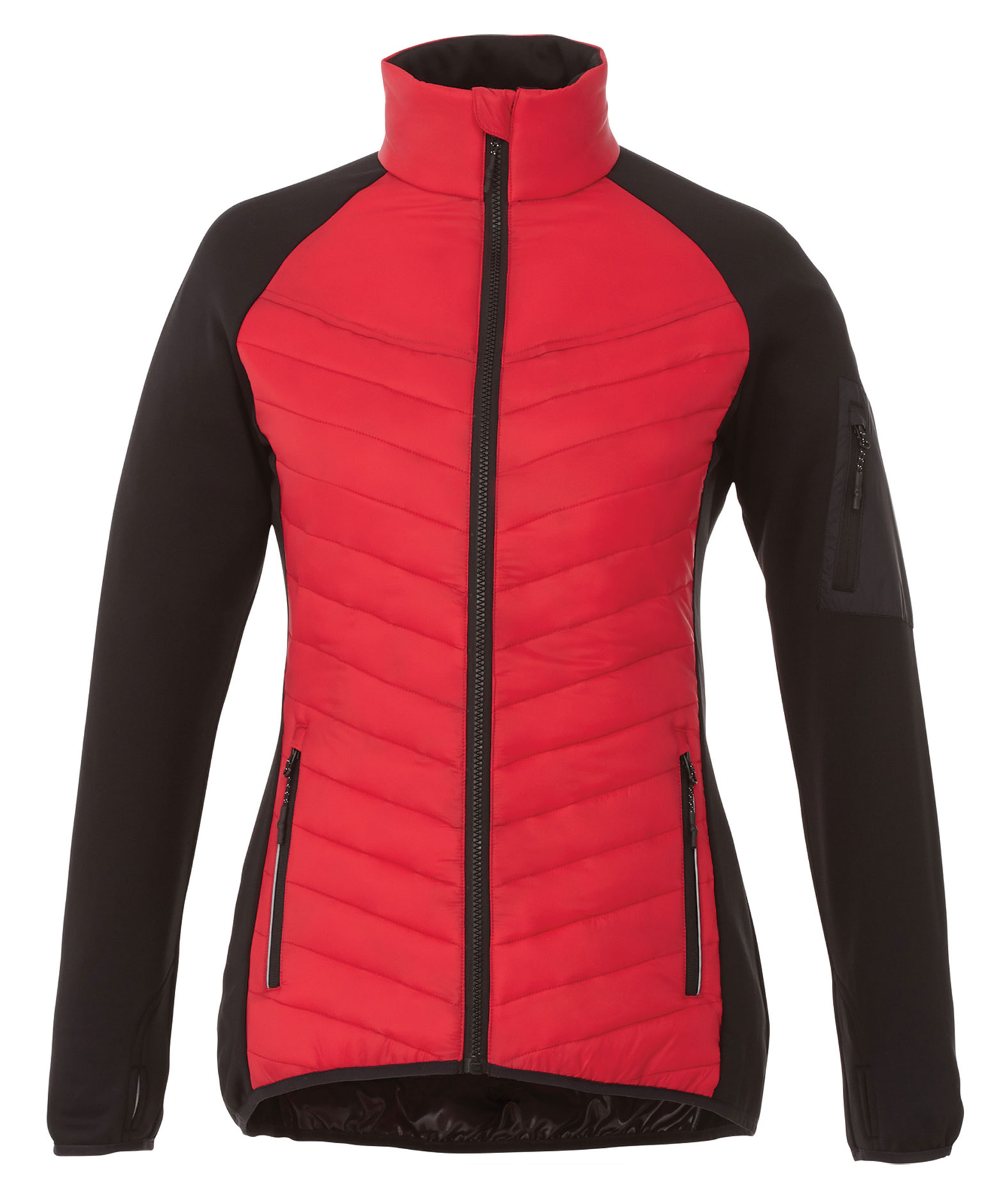 Womens Banff Hybrid Insulated Jacket