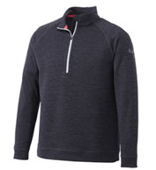 Custom Puma Mens Golf Quarter Zip PWR