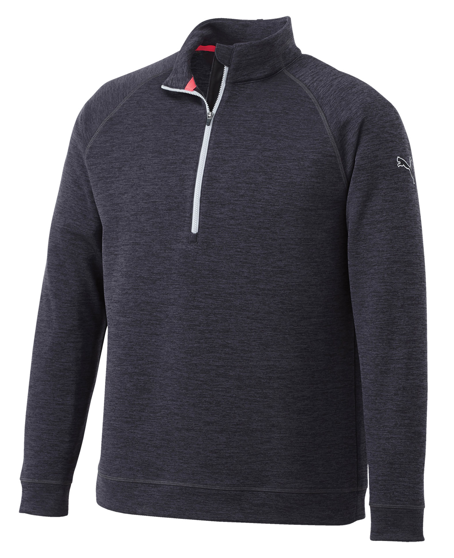 Puma Mens Golf Quarter Zip PWR