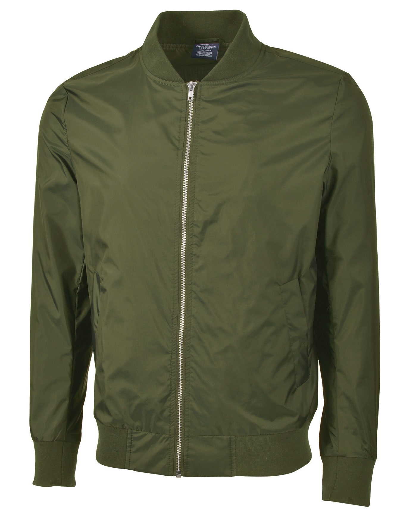Charles River Mens Boston Flight Jacket