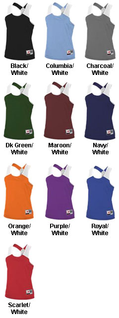 Womens New Balance Reversible Elite Lacrosse Pinnie - All Colors