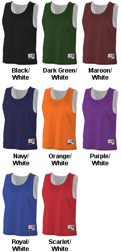 Womens Reversible Camp Lacrosse Pinnie - All Colors