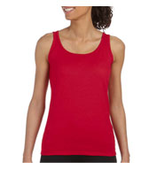 Custom Gildan Ladies Softstyle® Fitted Tank