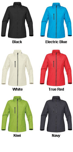 Mens Sirocco Performance Shell Jacket - All Colors