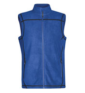 Custom StormTech Mens Reactor Fleece Vest