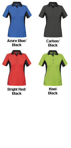Womens Catalina Performance Polo - All Colors