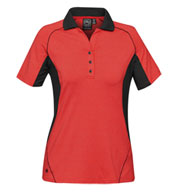Custom Womens Catalina Performance Polo