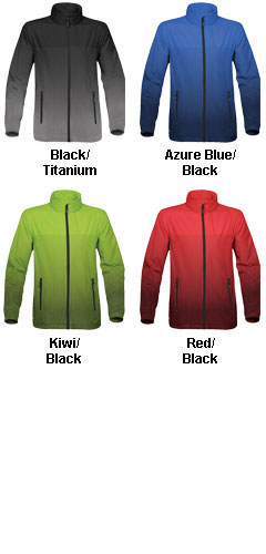 Mens Vibe Performance Shell - All Colors