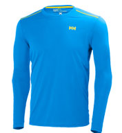 Custom Helly Hansen VTR Long Sleeve Tee