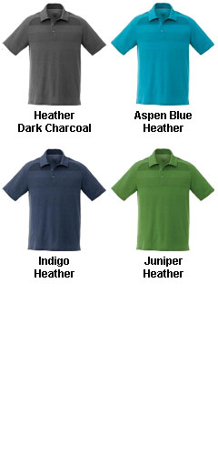 Antero Short Sleeve Polo - All Colors