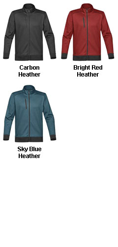 Mens Sidewinder Fleece Jacket - All Colors