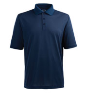 Custom Antigua Mens Pique Xtra-Lite Polo