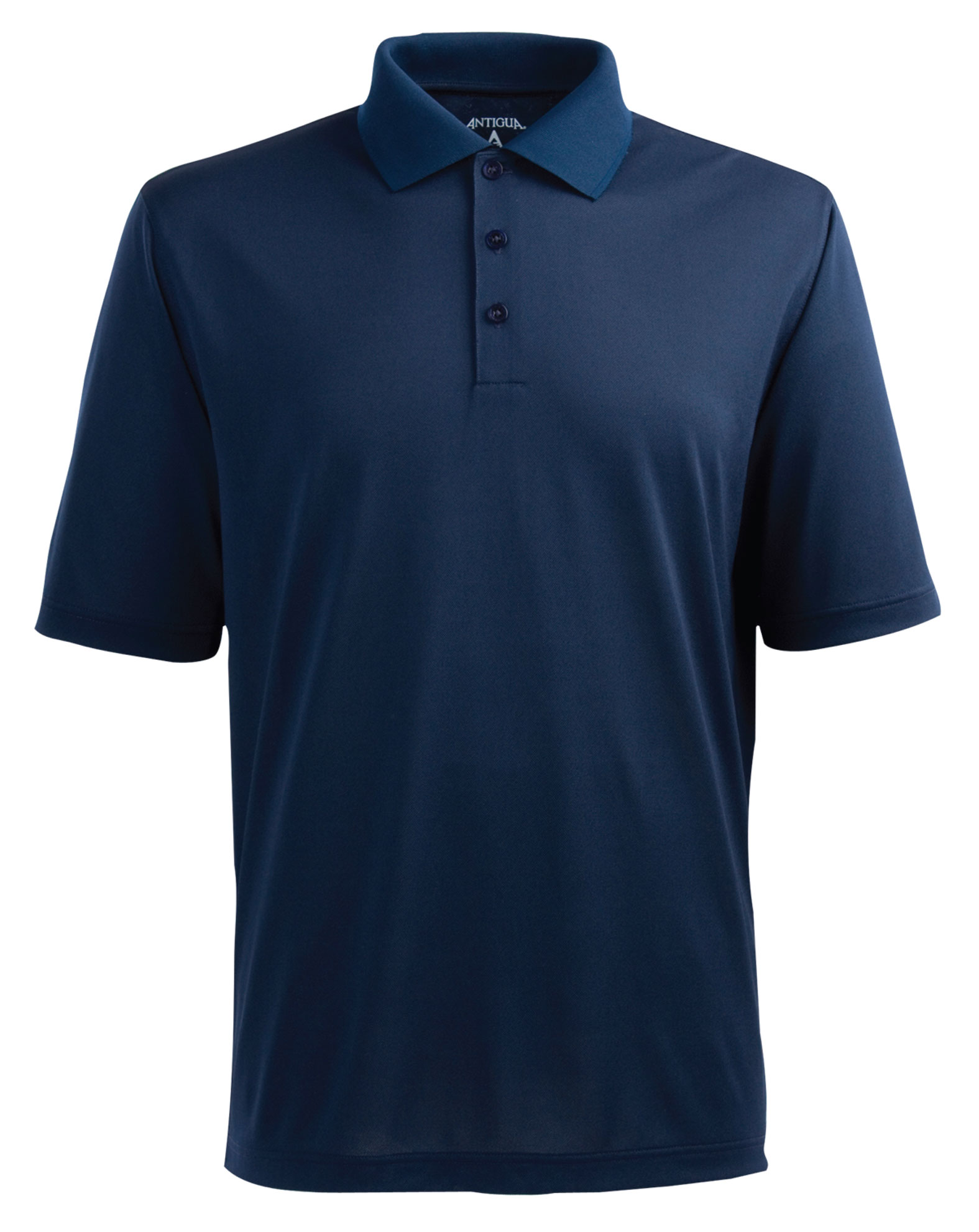 Antigua Mens Pique Xtra-Lite Polo