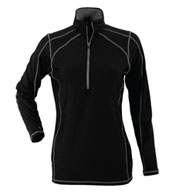 Custom Antigua Womens Tempo 1/4 Zip