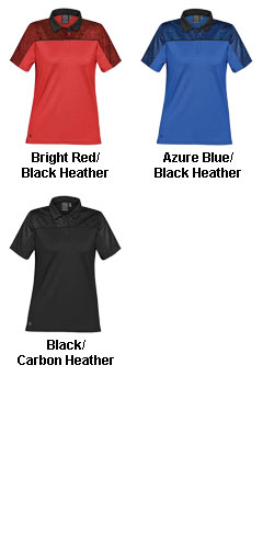 Womens Silverback H2X-DRY® Polo - All Colors