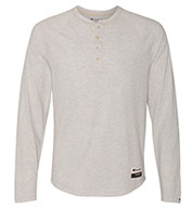 Custom Champion - Authentic Originals Mens Slub Henley