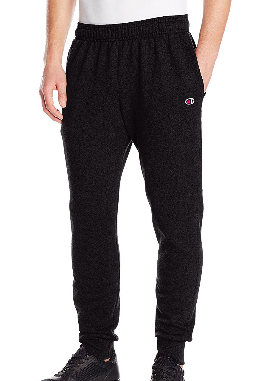 Champion - Authentic Originals Mens Sueded Fleece Jogger
