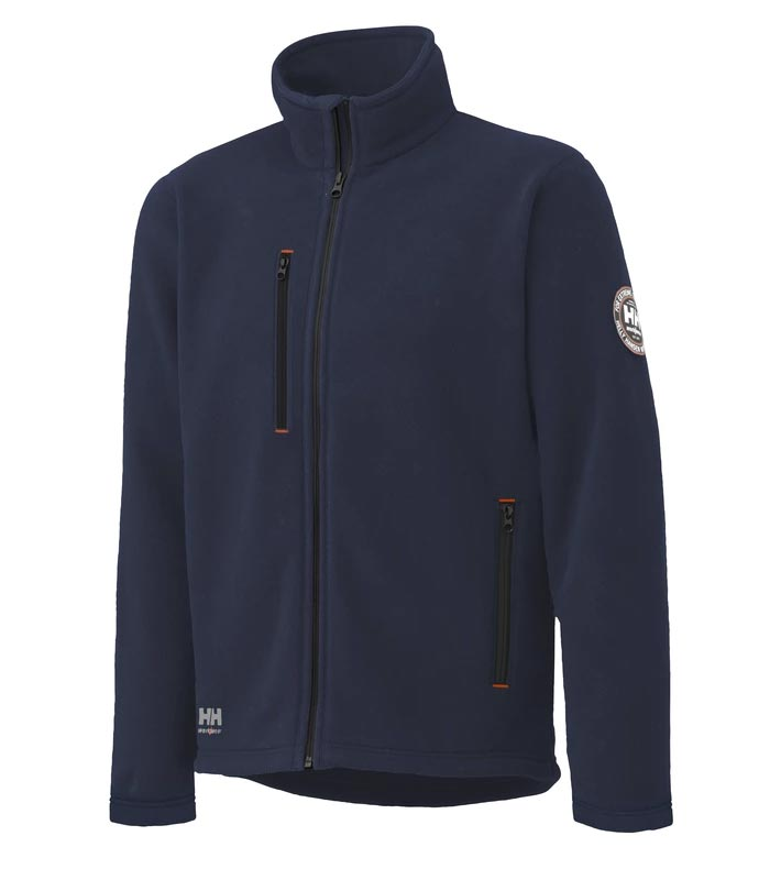 Mens Langley Fleece Jacket from Helly Hansen Workwear