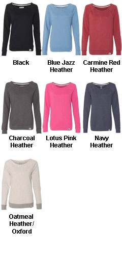 Champion - Authentic Originals Womens French Terry Crew - All Colors