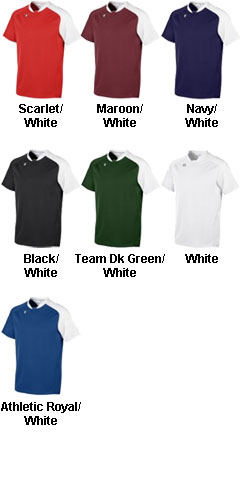 Youth Advantage Soccer Jersey - All Colors