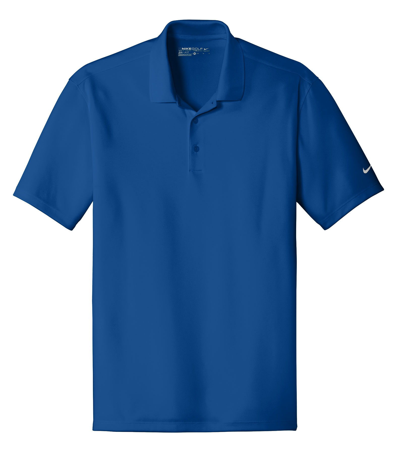 7366d2c1 Custom Nike Dri Fit Golf Shirts | LogoSportswear