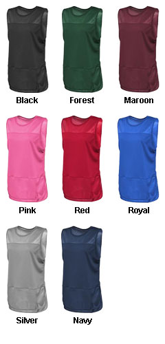 Adult Droptail Fan Jersey Tank - All Colors