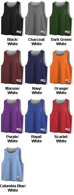 New Balance Youth Reversible Elite Lacrosse Pinnie - All Colors