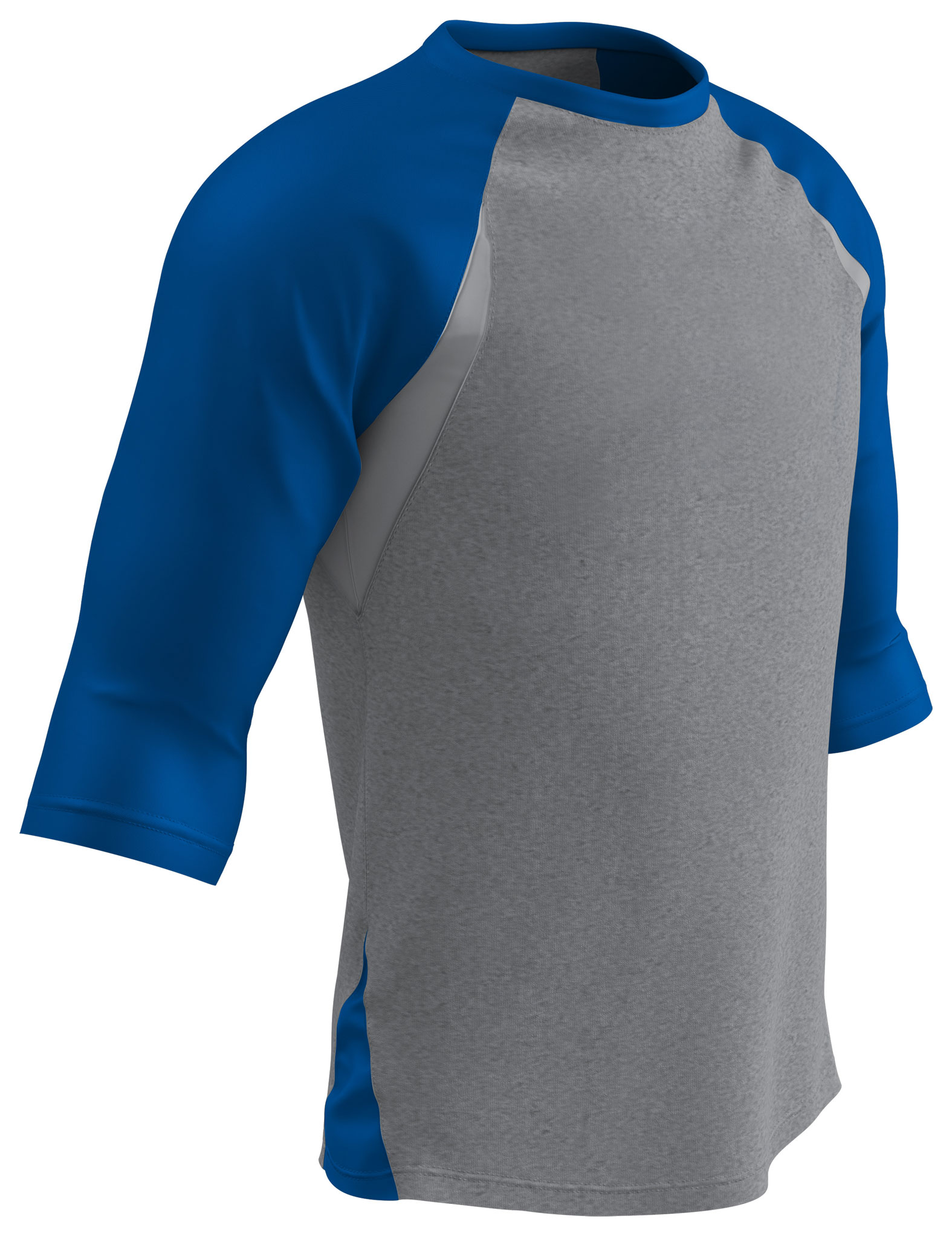 Youth Extra Innings 3/4 Sleeve Baseball Shirt