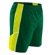 Custom Header Soccer Short
