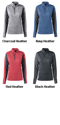 Reebok Lady Crossover Pullover - All Colors