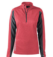 Custom Reebok Ladies Crossover Pullover