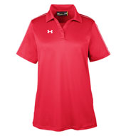 Custom Ladies Under Armour Tech Polo