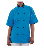 Custom Havana Adult  Chef Coat