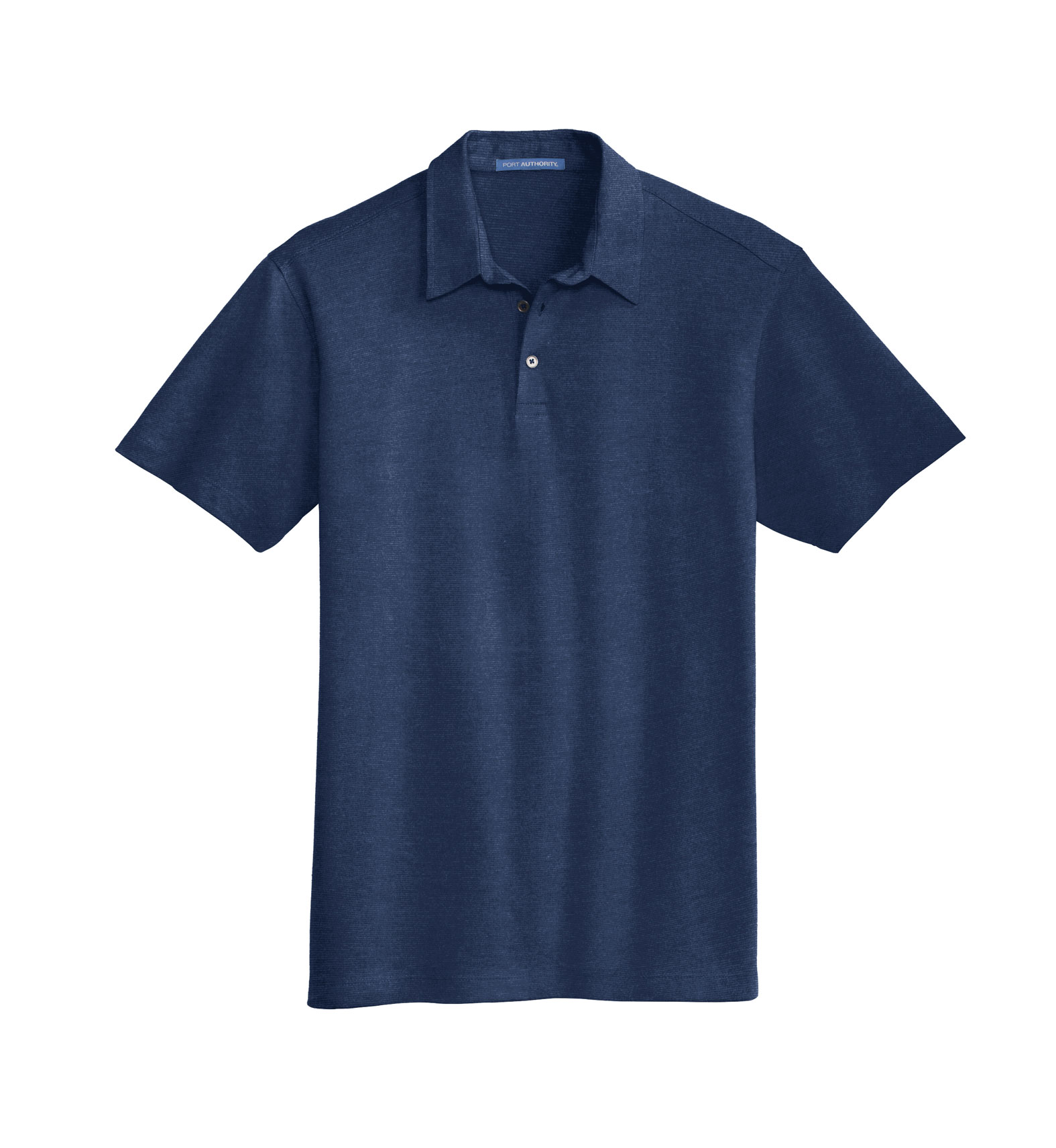 Mens Meridian Cotton Blend Polo
