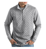 Custom Antigua Mens Arctic Pullover
