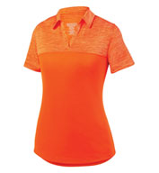 Custom Augusta Ladies Shadow Tonal Heather Polo