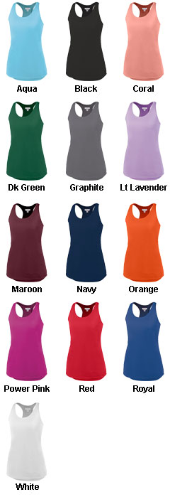 Ladies Sojourner Tank - All Colors