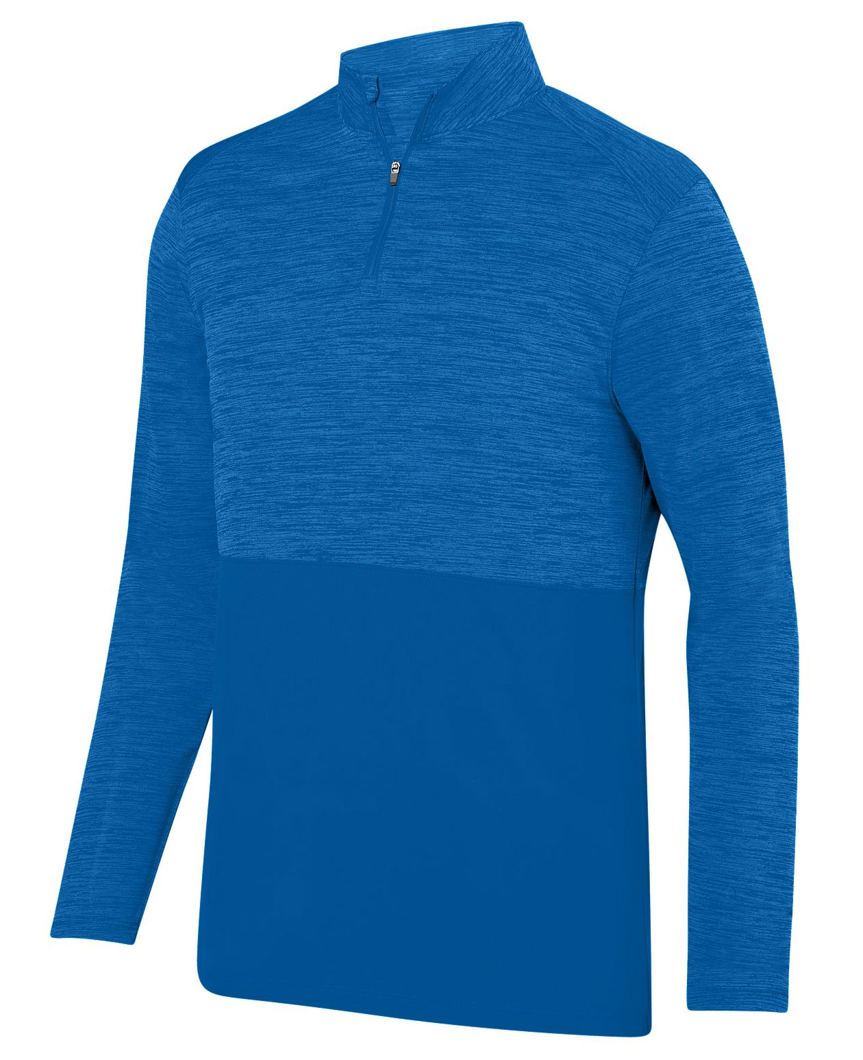 Augusta Adult Shadow Tonal Heather 1/4 Zip