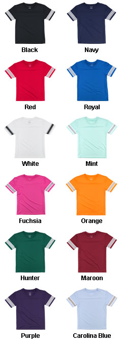 Youth Game Time Top  - All Colors