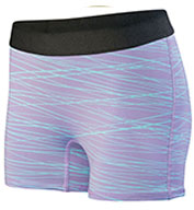 Custom Augusta Ladies Hyperform Fitted Short