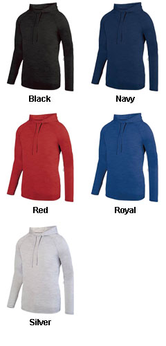 Adult Shadow Tonal Heather Hoodie - All Colors