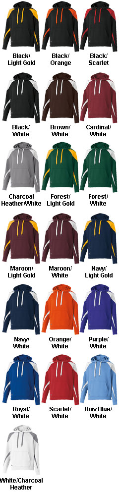 Adult Prospect Hoodie - All Colors