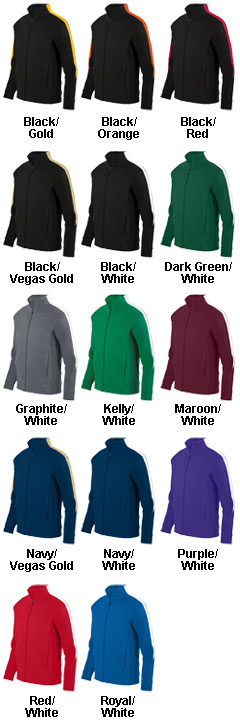 Youth Medalist Jacket 2.0 - All Colors